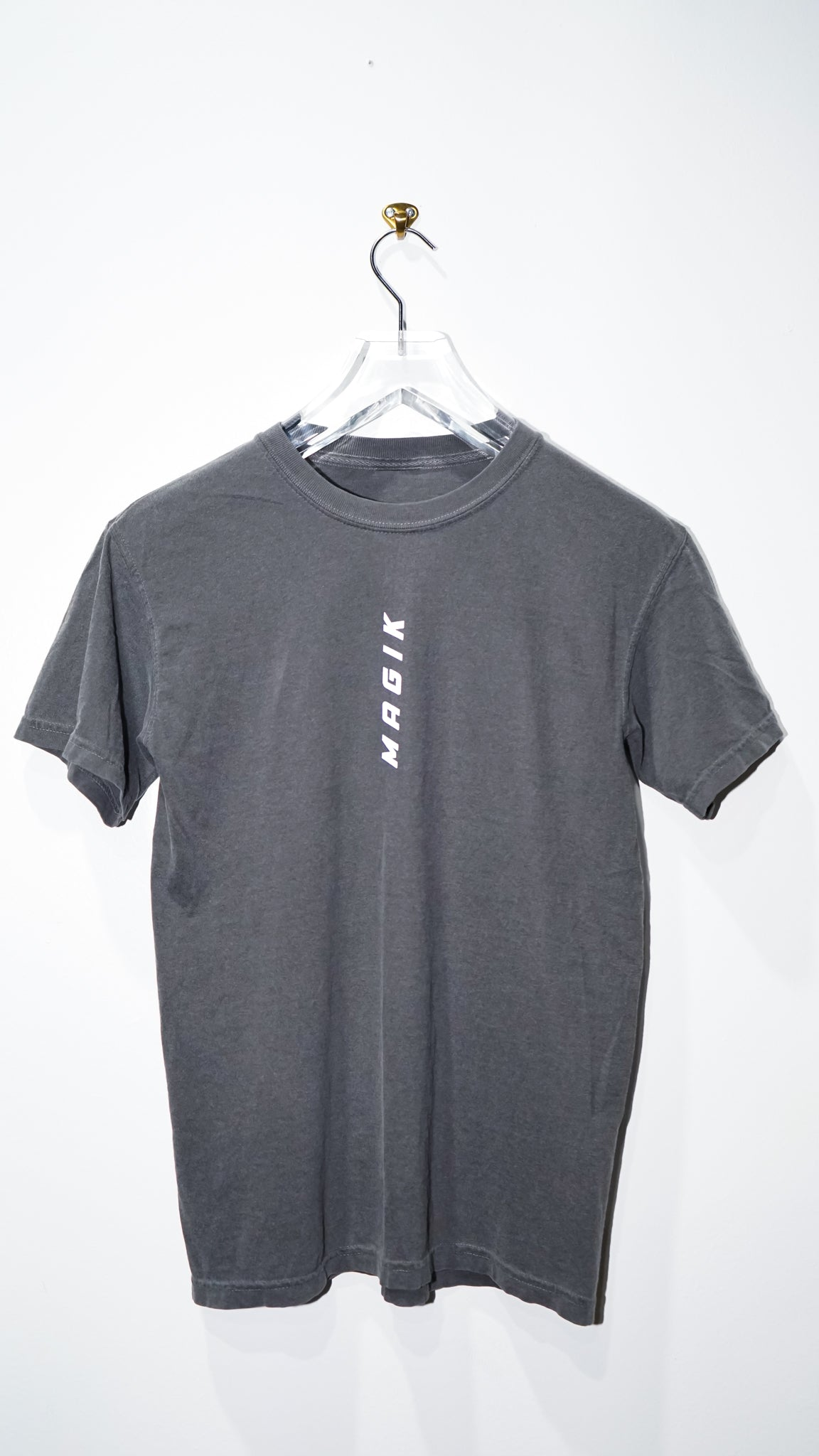 SUPERIOR REFLECTIVE WASHED TEE