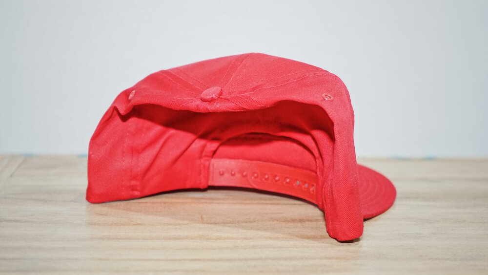 MARLBORO EARLY 90'S SNAPBACK - RED