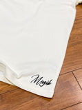 MAGIK SIGNATURE HEAVYWEIGHT TEE - IVORY