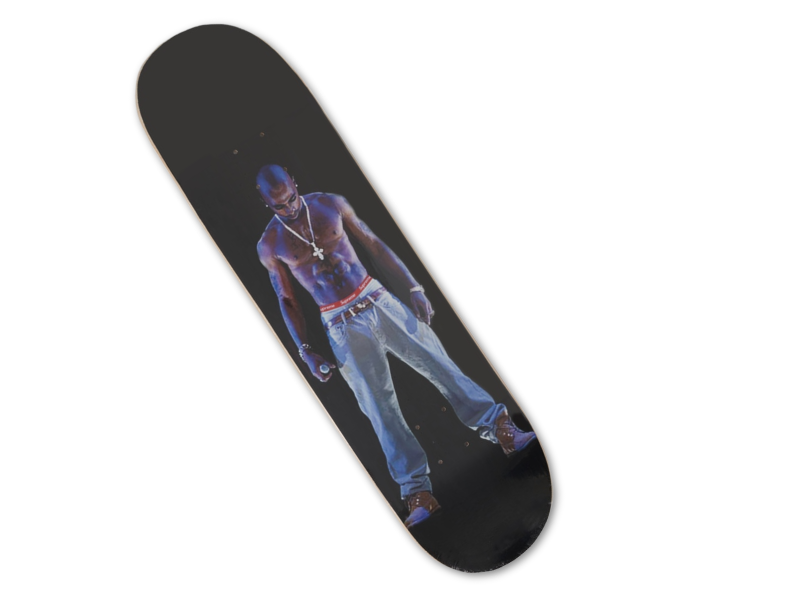 TUPAC HOLOGRAM SUPREME 8.5 DECK
