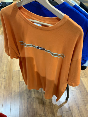 Reebok orange tee Size XL