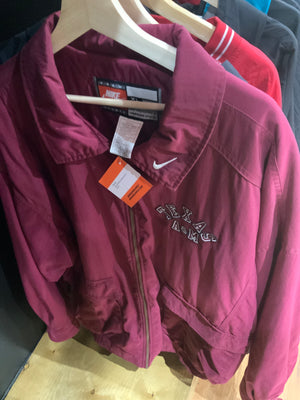 Texas A&M nike jacket size XL