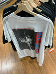 Boy london intl tee wht size L