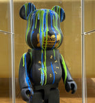 KINGMAGIK bearbrick 1000% - Slime Dunked
