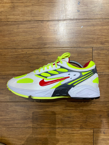 Nike air ghost racer - white /neon
