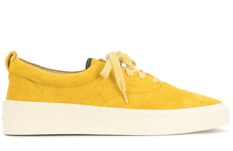Fear of god 101 sneaker - garden glove yellow