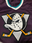 Mighty ducks purple 90's