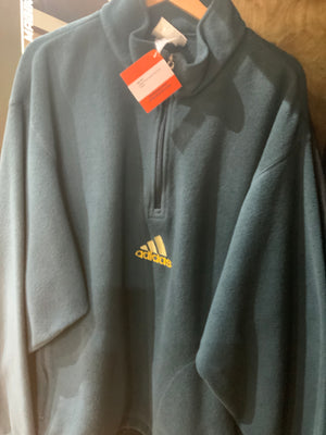 Adidas 1/4 zip Sweater size XL
