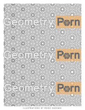 Load image into Gallery viewer, ASANOHA II - Geometry Porn