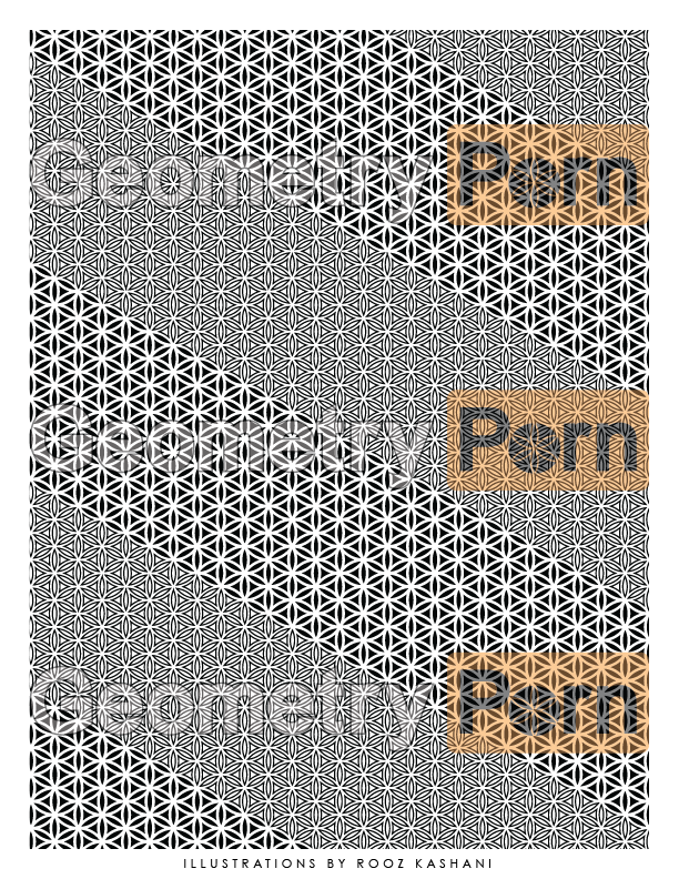 FLOWER OF LIFE STRIP - Geometry Porn