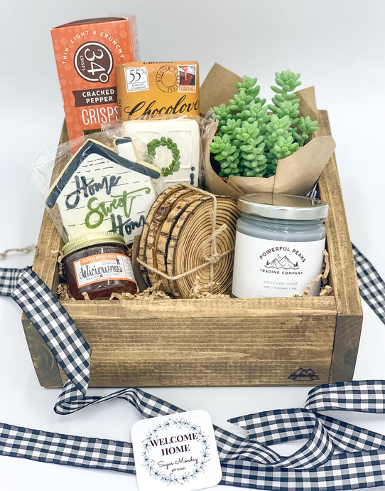 New Home Gift Box Deluxe