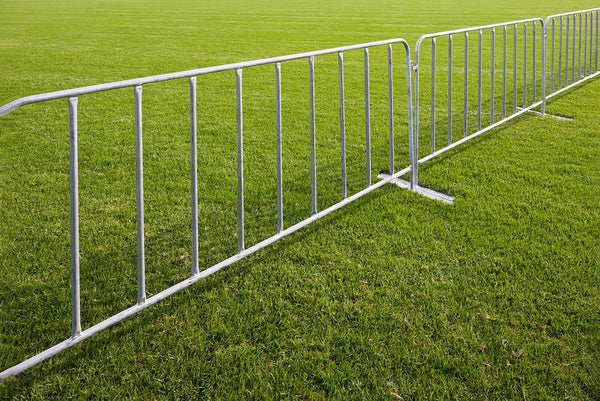 Crowd Control Barrier Hire. ATF is the market leader for Crowd Control Barriers for events big or small