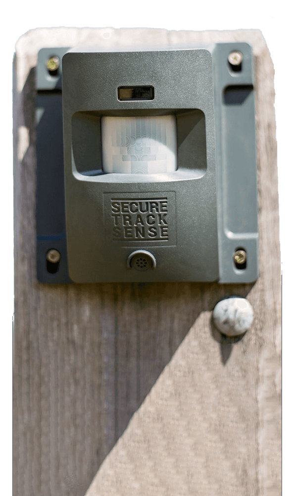 Security for your Container, Shed Or Office Door. Security Multi-Sensor with free mobile app to receive alerts. ATF Vision