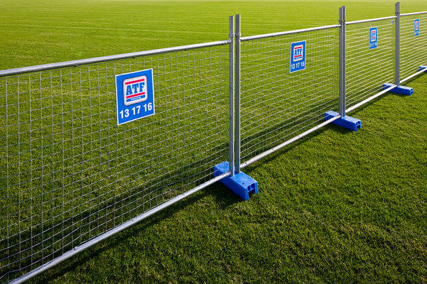 Temporary Fencing Hire. ATF is the market leader for temporary fencing hire