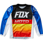 FOX RACING KIDS 180 FYCE SMALL JERSEY BLUE/RED