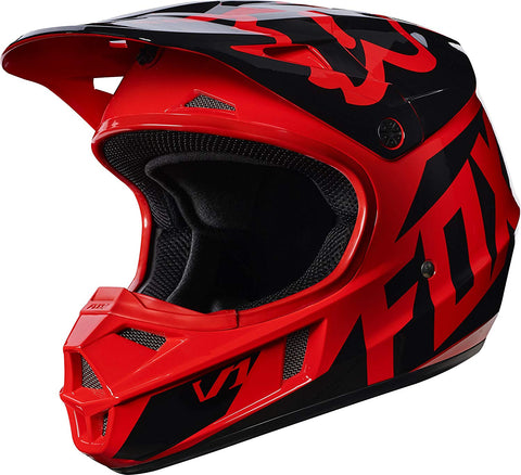 FOX RACING HELMET V1 YOUTH STYLE#17396