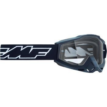 FMF VISION PowerBomb OTG Goggles - Rocket - Clear