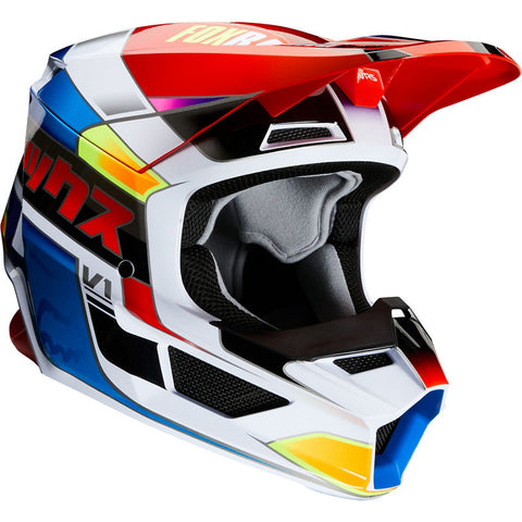 FOX RACING YOUTH V1 YORR HELMET STYLE#23985-149