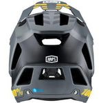 100% Trajecta Charcoal Helmet   80020-052