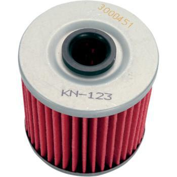 K&N Performance Oil Filter — Cartridge  KN-123
