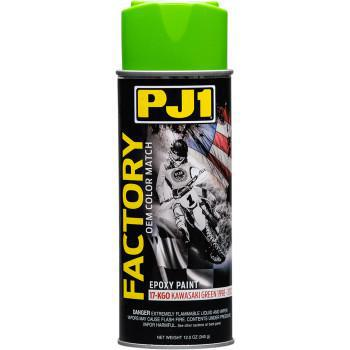 PJ1 FACTORY MATCH EPOXY PAINT  KAWASAKI GREEN 1998-2002 12oz  17-KGO