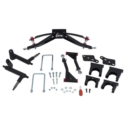 "Club Car Precedent GTW 6"" Double A-arm Lift Kit"
