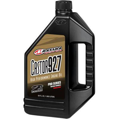 MAXIMA CASTOR 927 HIGH PERFORMANCE 2-CYCLE OIL 64OZ