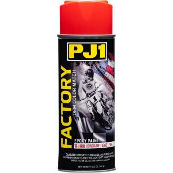 PJ1 FACTORY MATCH EPOXY PAINT HONDA RED 1988-1989 12oz  17-HRO