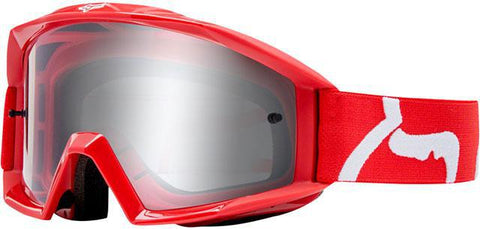 FOX RACING MAIN GOGGLE - RACE RED  22682-003-NS