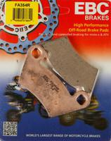 "EBC BRAKE PADS Long-Life Sintered ""R""  FA354R"