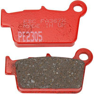 EBC BRAKE PAD FA367X SEMI METALLIC