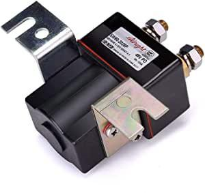 Solenoid, 48V 4P, CC 00-UP E CLUB CAR DS, PRECEDENT  5722
