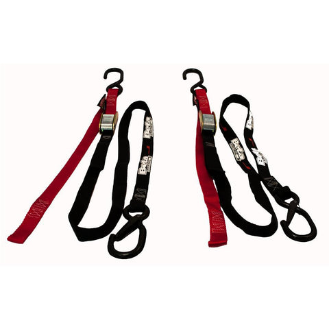 BETA RACING SOFT TIE DOWNS  AB-70007