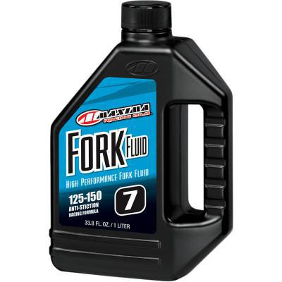 MAXIMA 7W HIGH PERFORMANCE FORK FLUID 235-150 33.8 FL. OZ