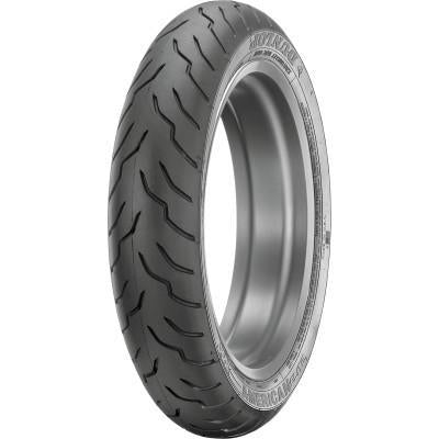 DUNLOP AMERICAN ELITE 130/70B18 63H BLACK SIDEWALL FRONT TIRE