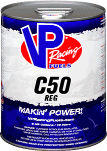 VP RACING FUEL C50 REG