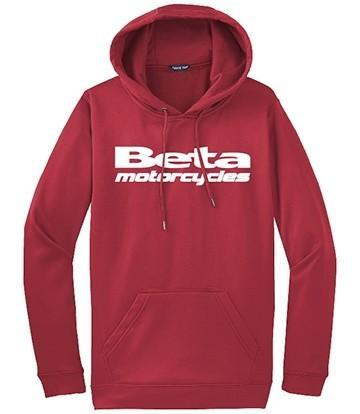 Beta Motorcycles Red Hoodie  AB-31025