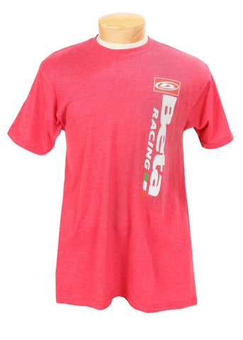 Beta Vertical Tee, Red, XX-Lrg   AB-30113