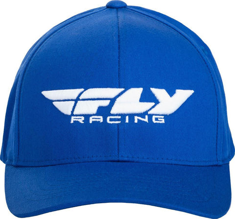 FLY RACING FLY PODIUM HAT BLUE
