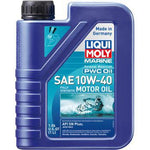 LIQUI MOLY Marine 4T Engine Oil - 10W40 - 1 L  20528