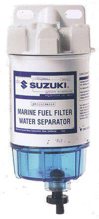 SUZUKI MARINE FUEL FILTER ASSY