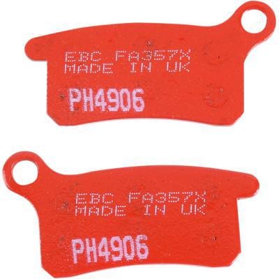 EBC BRAKE PAD FA357X SEMI METALLIC