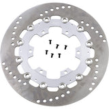 Unified Front Left Side Brake Rotor - MD607LS