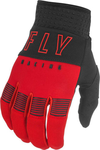 FLY RACING F-16 GLOVES RED/BLACK