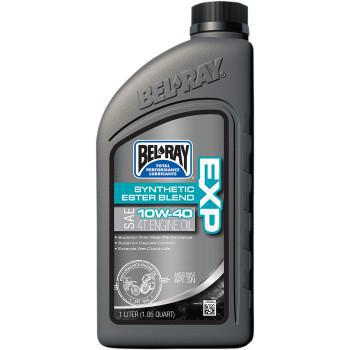 BEL RAY EXP Synthetic Blend 4T Oil - 10W40 - 1 LITER  99120-B1LW
