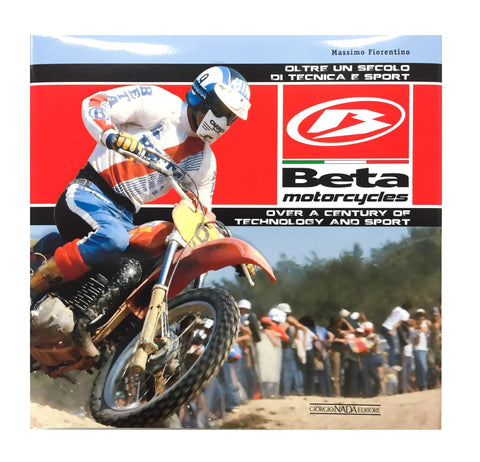 Beta Motorcycles History Book  AB-70050
