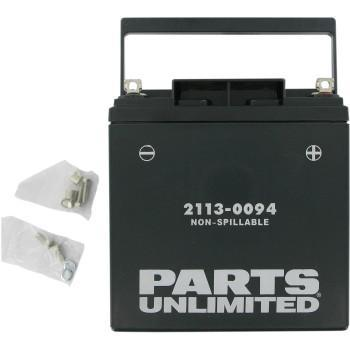 PARTS UNLIMITED Factory-Activated AGM Maintenance-Free Battery  YIX30L
