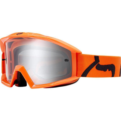 FOX RACING MAIN GOGGLE - RACE ORANGE