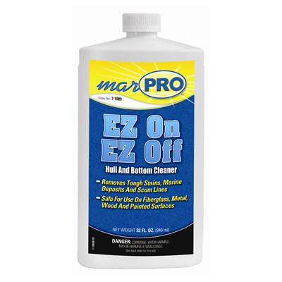 MARPRO EZ ON-EZ OFF HULL AND BOTTOM CLEANER 32oz