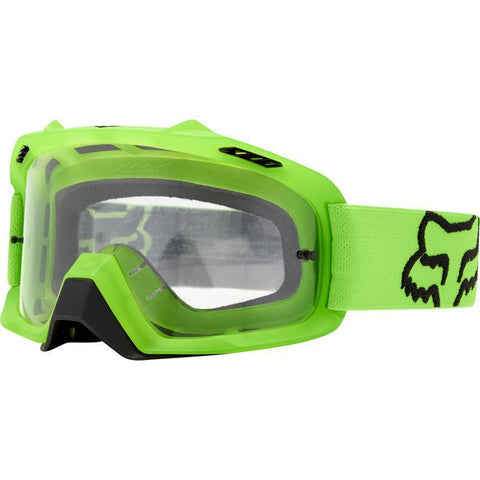 FOX RACING AIR SPACE GOGGLES GREEN